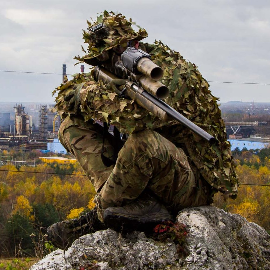 canadian sniper rifle